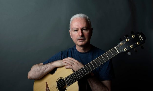 Paul Costello Workshop:  The Performing Guitarist